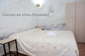 cuevas en orce dormitorio 01